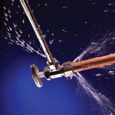 Réparation canalisation en cuivre, plomb, fonte et pvc