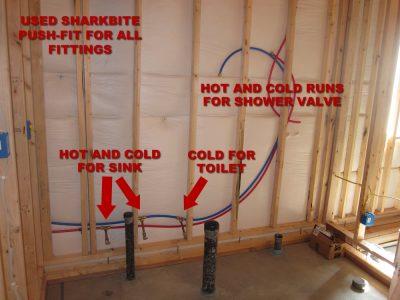 Remplacer les canalisations dans votre habitation