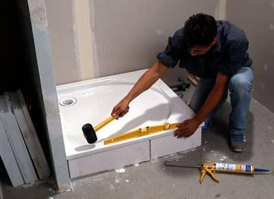 Une réparation douche réussie grâce à des plombiers qualifiés sur la ville de Bruxelles