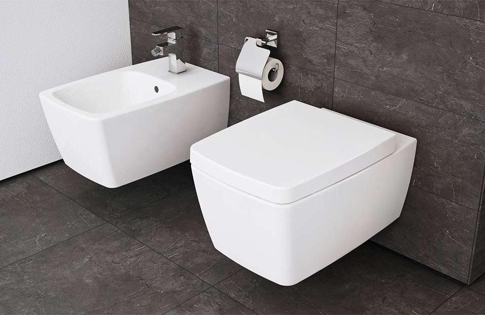 bidet et toilette design
