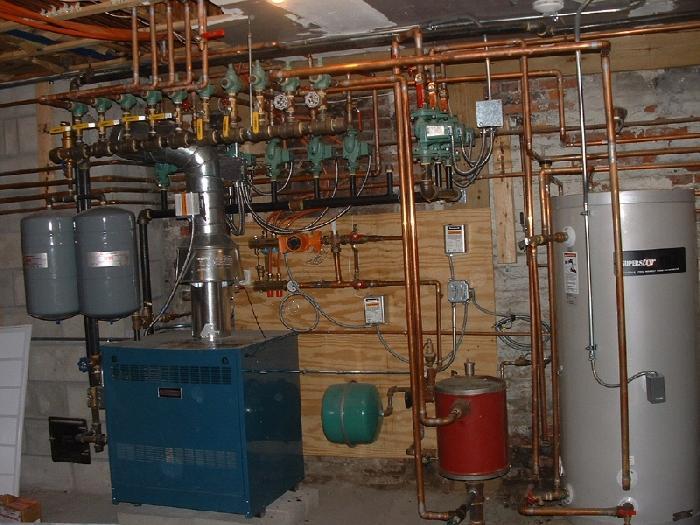 réparation chaudière gaz Weishaupt intervention rapide