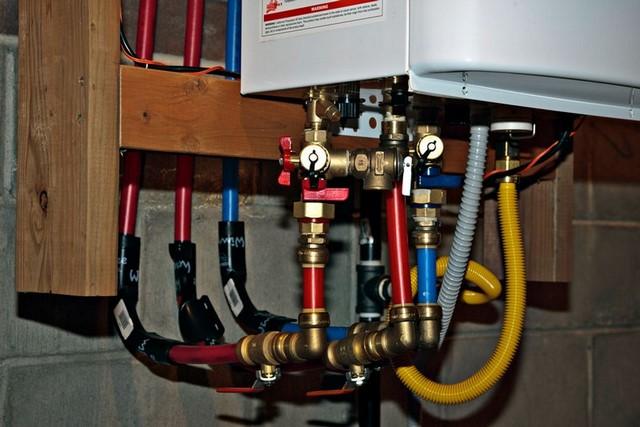 installation boiler Braine l Alleud service express