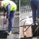 débouchage WC Dilbeek  avec 2 ans garantie